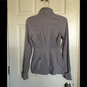 Lululemon run full tilt half zip pullover sz.4 $45